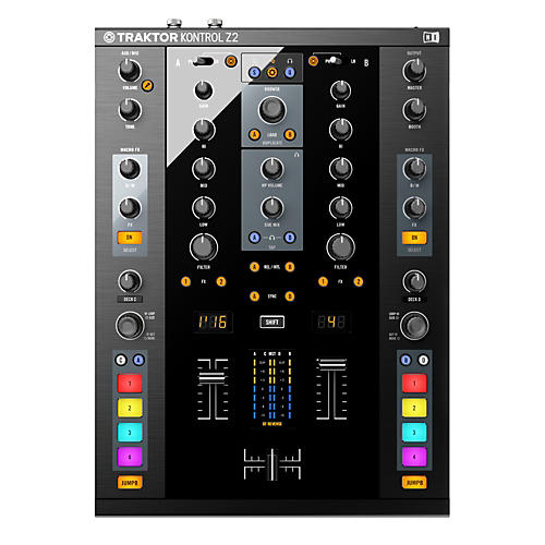 Native Instruments TRAKTOR KONTROL Z2-thumbnail