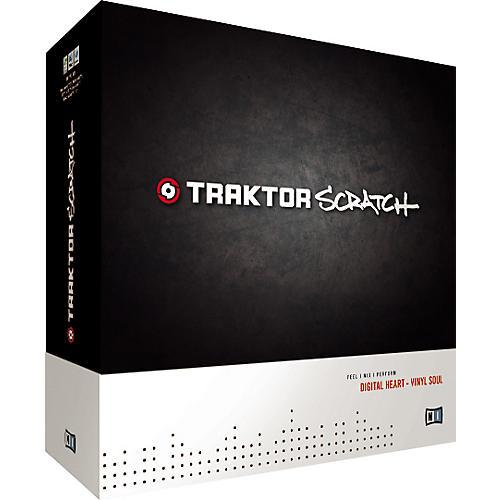 Native Instruments TRAKTOR SCRATCH DJ System Competitive Crossgrade