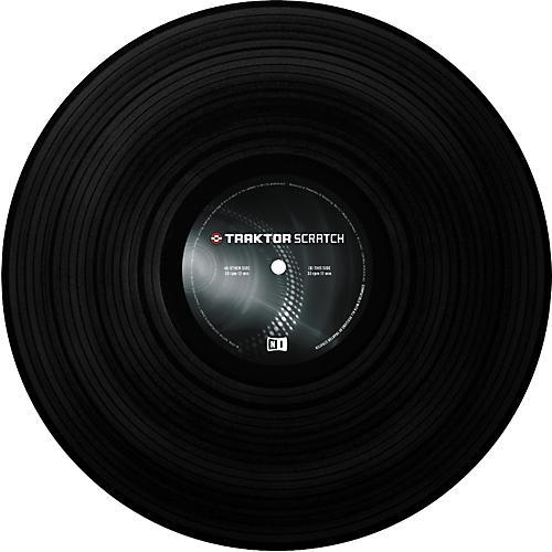 Native Instruments TRAKTOR SCRATCH Pro Control Vinyl Black