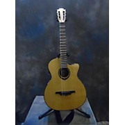 Lag Guitars TRAMONTANE TN66ACE Classical Acoustic Electric Guitar