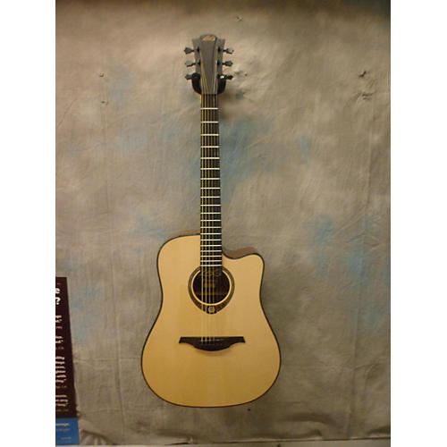 used lag guitars tramontane tse701ace acoustic electric guitar guitar center. Black Bedroom Furniture Sets. Home Design Ideas
