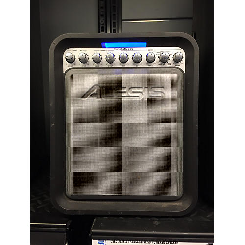 Alesis TRANSACTIVE 50 Powered Speaker