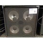 Hartke TRANSPORTER 4X10 BASS CABINET Bass Cabinet