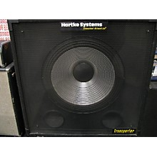 Hartke TRANSPORTER Unpowered Subwoofer
