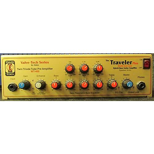 Eden TRAVELER PLUS Bass Amp Head
