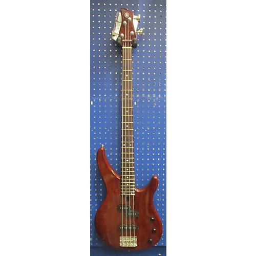 Yamaha TRBX174EW Brown Electric Bass Guitar Brown