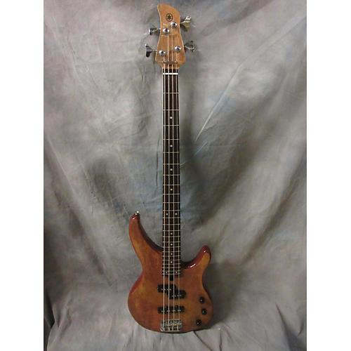 Yamaha TRBX174EW Electric Bass Guitar-thumbnail