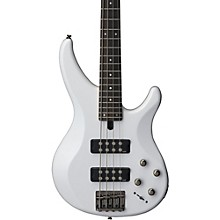 TRBX304 4-String Electric Bass White Rosewood Fretboard