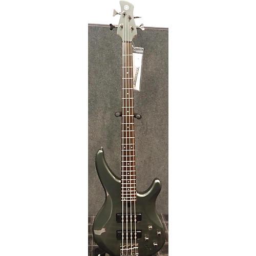Yamaha TRBX304 Metallic Green Electric Bass Guitar