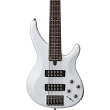 TRBX305 5-String Electric Bass White Rosewood Fretboard