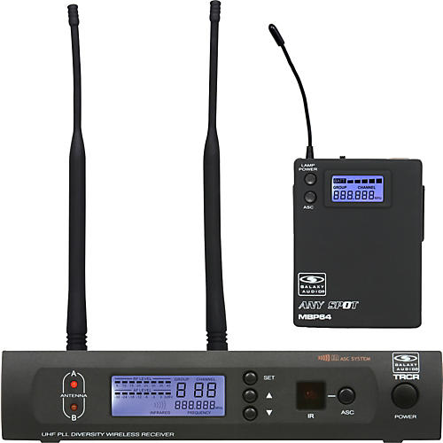 Galaxy Audio TRC 64GTR Guitar Wireless System