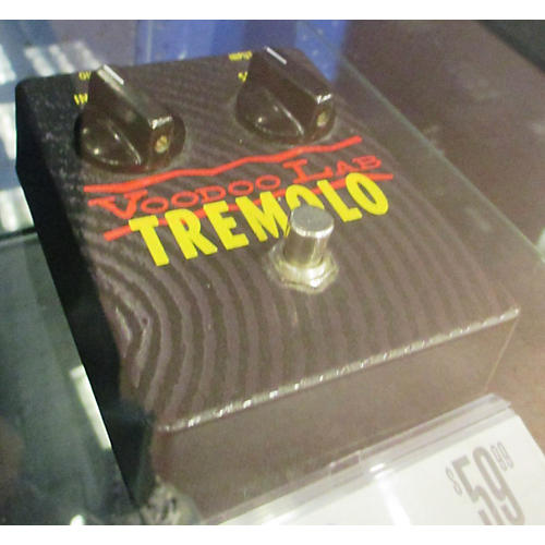 Voodoo Lab TREMELO Effect Pedal-thumbnail