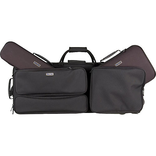 Protec TRI PAC Case for Tenor Saxophone, Clarinet, and Flute-thumbnail