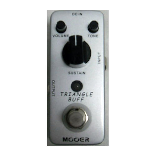Mooer TRIANGLE BUFF Effect Pedal-thumbnail