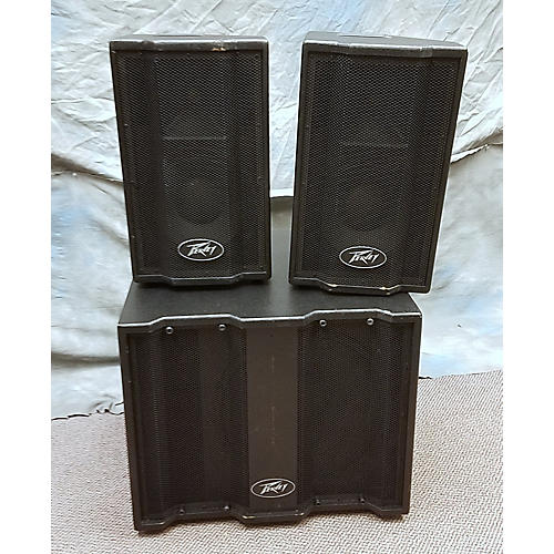 used peavey triflex ii sound package guitar center. Black Bedroom Furniture Sets. Home Design Ideas
