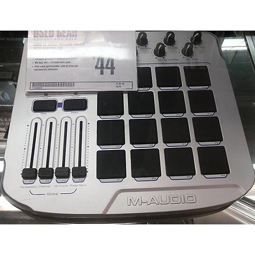 M-Audio TRIGGER FINGER MIDI Controller-thumbnail
