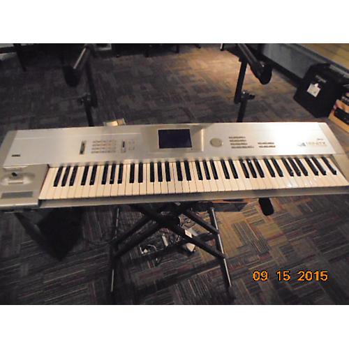 Korg TRINITY Silver Keyboard Workstation
