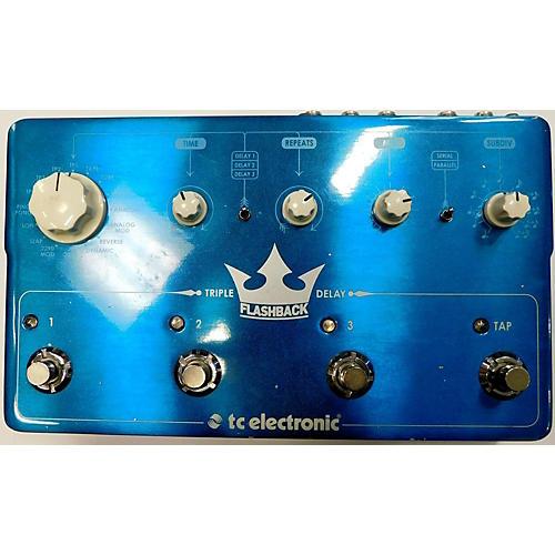 TC Electronic TRIPLE DELAY Effect Pedal