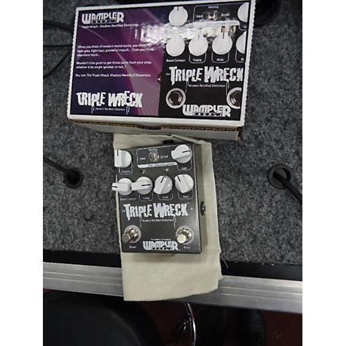 Wampler TRIPPLE WRECK Effect Pedal-thumbnail