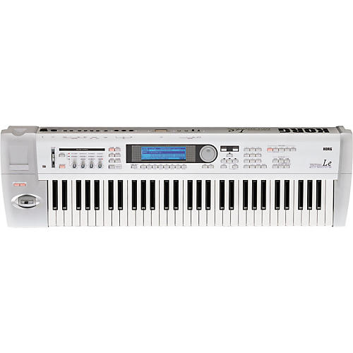 Korg TRITON Le 61-Key Workstation Keyboard-thumbnail