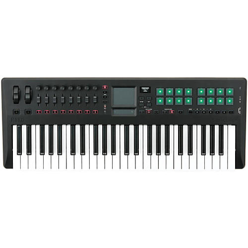 Korg TRITON Taktile 49-Key Keyboard/Synth Controller with TRITON Engine-thumbnail