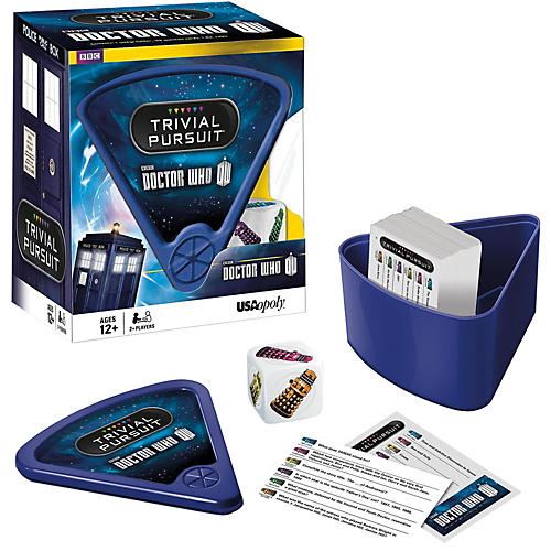 USAOPOLY TRIVIAL PURSUIT: Doctor Who