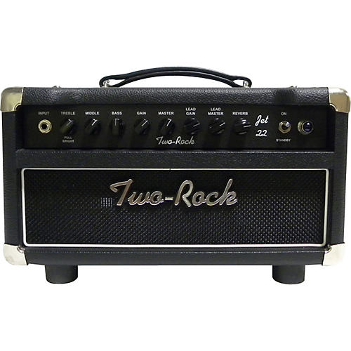 Two Rock TRJT22HD Jet 22W Tube Guitar Amp Head-thumbnail