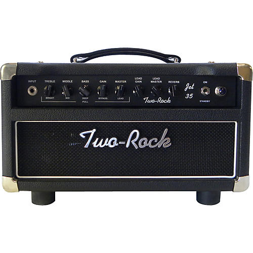 Two Rock TRJT35HD Jet 35W Tube Guitar Amp Head