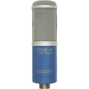 Nady TRM-6 Tube Ribbon Studio Microphone
