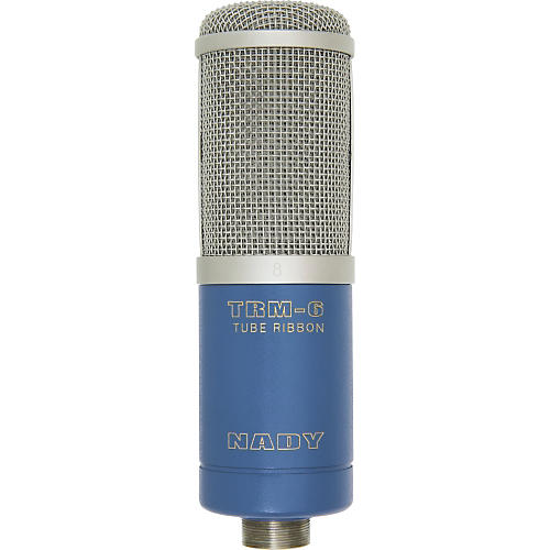 Nady TRM-6 Tube Ribbon Studio Microphone-thumbnail