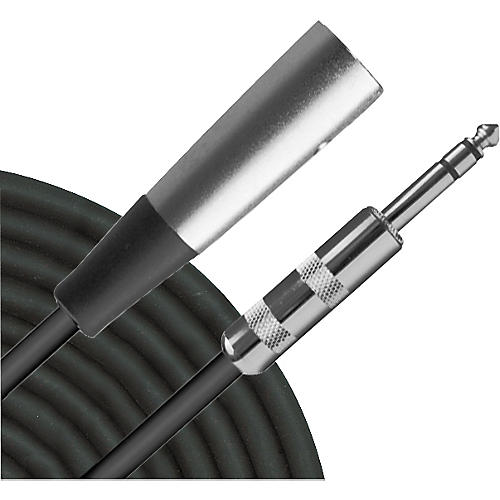 Livewire TRS - XLR(M) Patch Cable  10 ft.