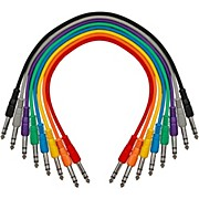 Livewire TRS-TRS Straight-Straight Patch Cable 8-Pack