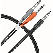 "Livewire TRS(M)-Dual 1/4"" Patch Cable"