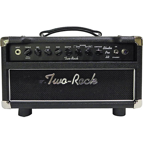 Two Rock TRSP22HD Studio Pro 22W Tube Guitar Amp Head-thumbnail