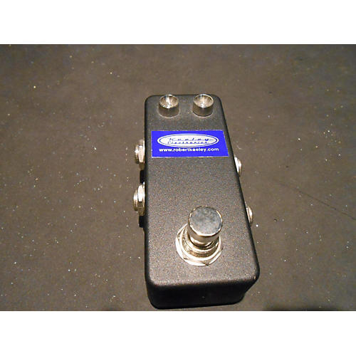 In Store Used TRUE BYPASS LOOPER Pedal