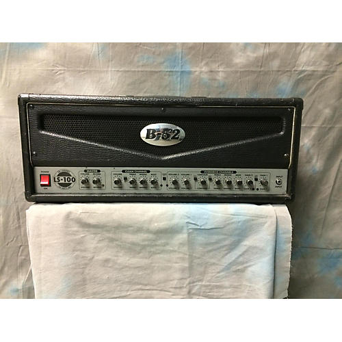 used b 52 ts 100 bass amp head guitar center. Black Bedroom Furniture Sets. Home Design Ideas
