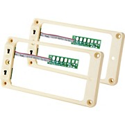 TS-2s Triple Shot Carved Top Pickup Mounting Ring Set