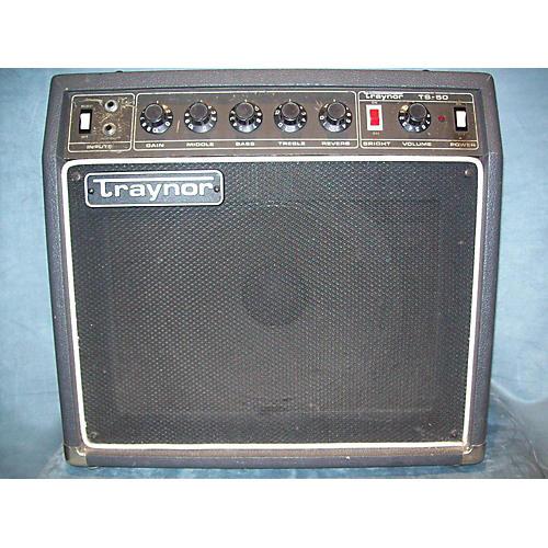 Traynor TS-50 Guitar Combo Amp