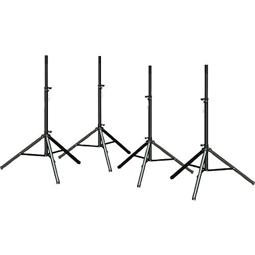 Ultimate Support TS 70b Speaker Stand 4-Pack-thumbnail