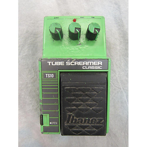 Ibanez TS10 TUBE SCREAMER CLASSIC Effect Pedal