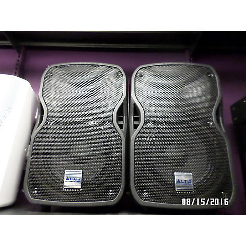 Alto TS110A 10in 2-Way 600W Pair Powered Speaker