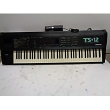 Ensoniq TS12 Keyboard Workstation