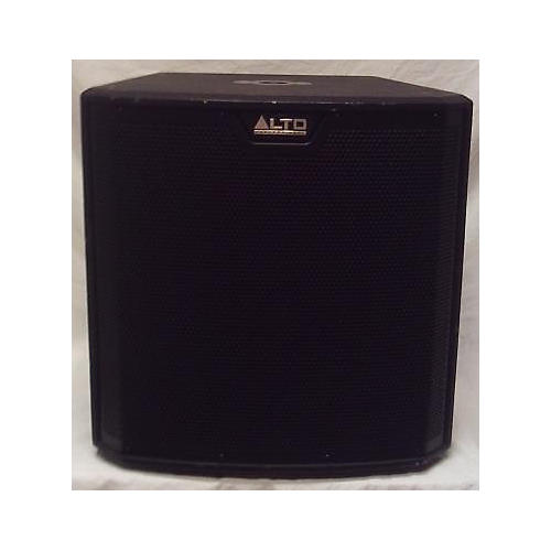 used alto ts212s powered subwoofer guitar center. Black Bedroom Furniture Sets. Home Design Ideas