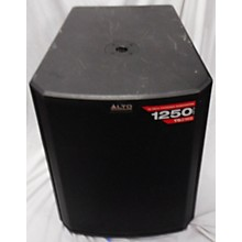 Alto TS218S 18in 1250W Powered Subwoofer