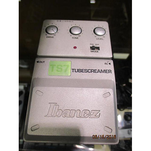 Ibanez TS7 Effect Pedal