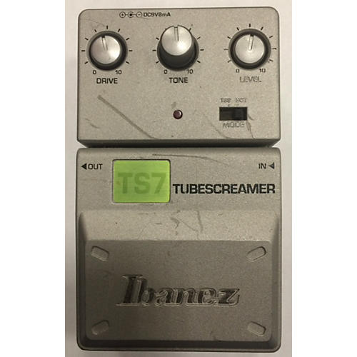 Ibanez TS7 TUBE SCREAMER Effect Pedal-thumbnail