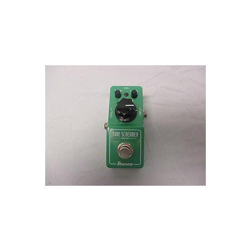 Ibanez TS808 Mini Tube Screamer Distortion Effect Pedal