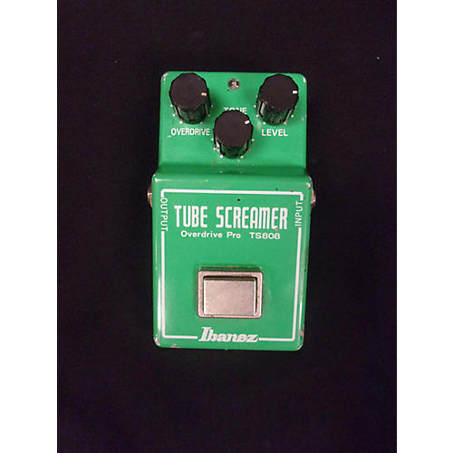 Ibanez TS808 Reissue Tube Screamer Distortion Effect Pedal-thumbnail