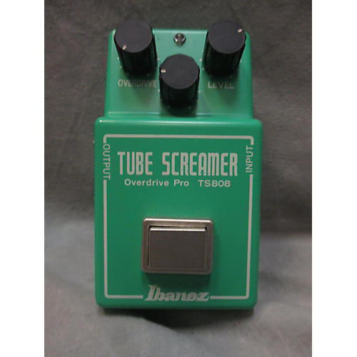 Ibanez TS808 Reissue Tube Screamer Distortion Effect Pedal-thumbnail
