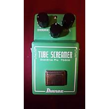 Ibanez TS808 Reissue Tube Screamer Distortion Effect Pedal